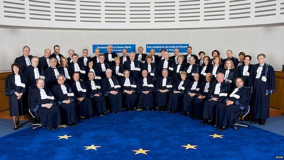Judges on the European Court of Human Rights