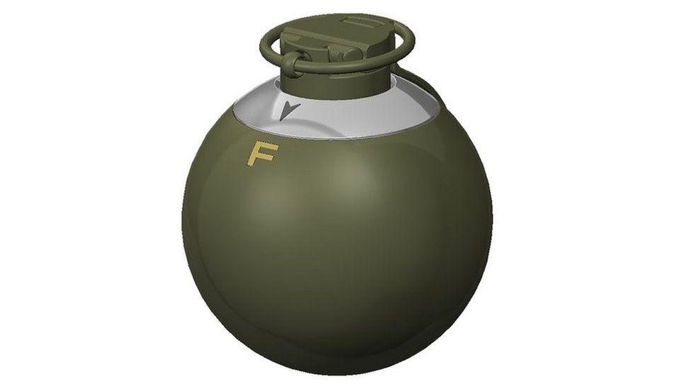 ARDEC new grenade