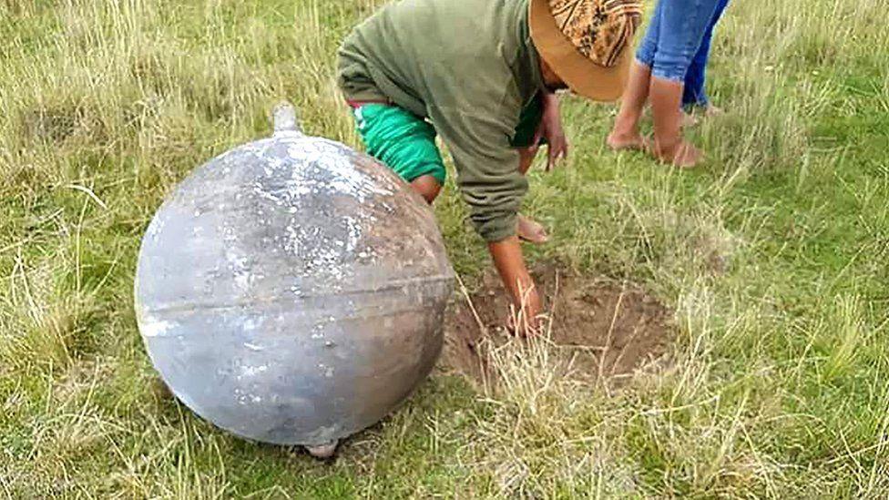 """Qué hay detrás de la """"bola de fuego"""" que cayó en el sur de Perú y sorprendió a las autoridades"""