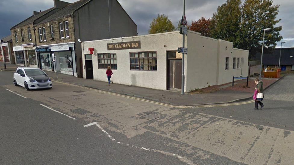 The Clahcan Bar