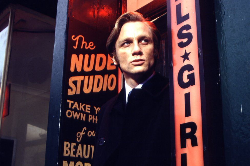 Daniel Craig as Geordie Peacock in episode 3 (1967