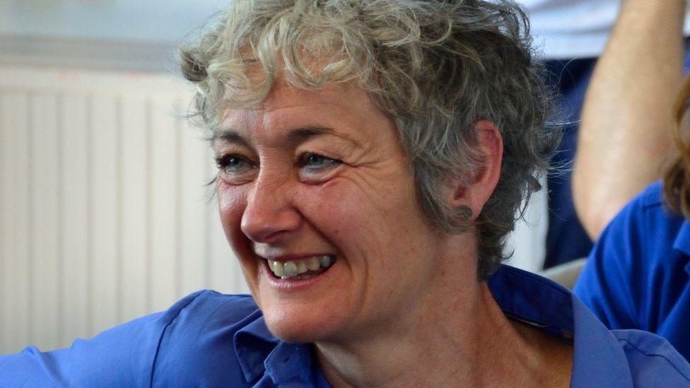 Liz Hughes, Map Action