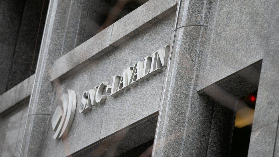 SNC-Lavalin headquarters in Montreal