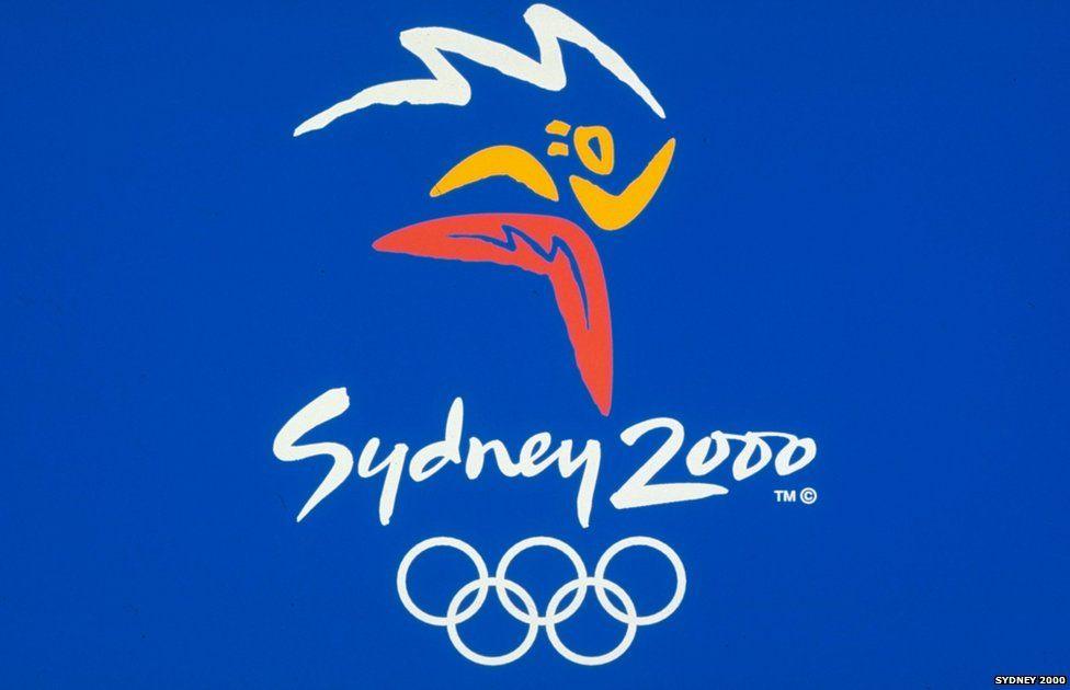 Sydney 2000 Olympics logo