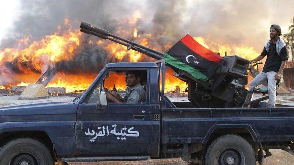 Libya conflict