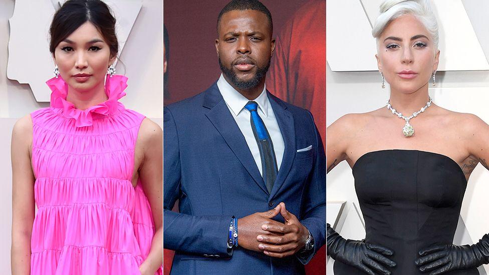 Gemma Chan, Winston Duke, Lady Gaga