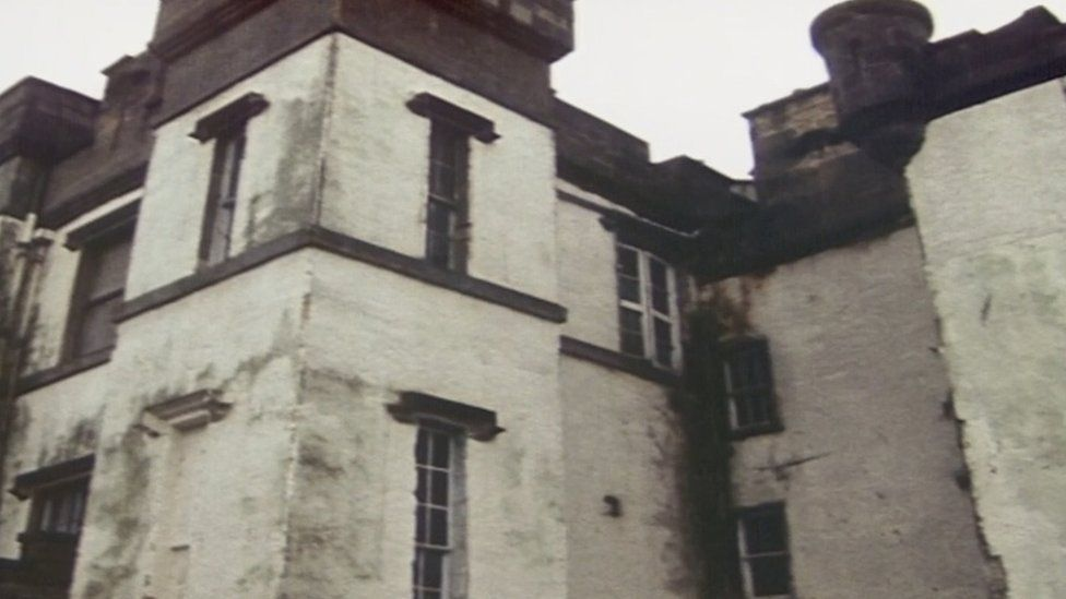 The Smyllum Park Orphanage closed in 1981