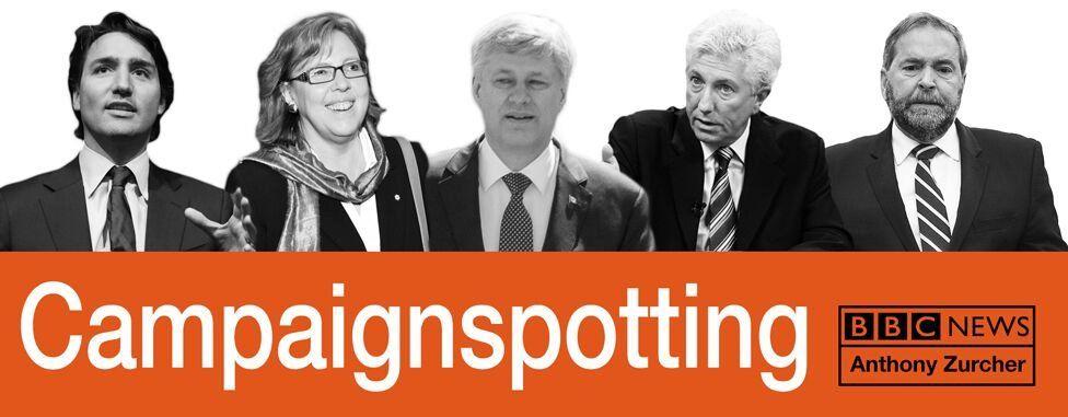 Canada's candidates