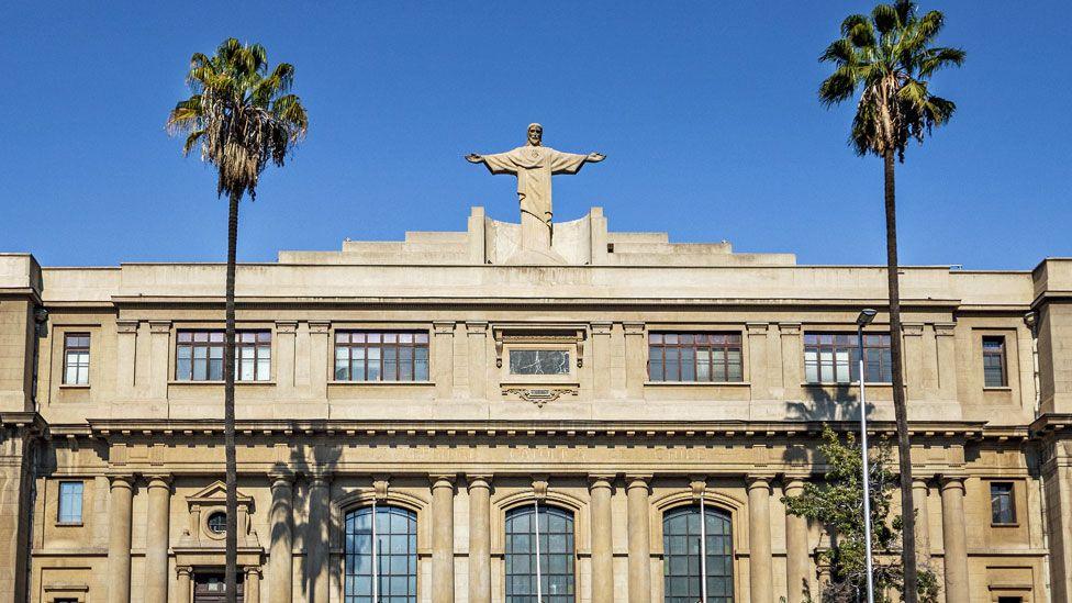 Chile universities