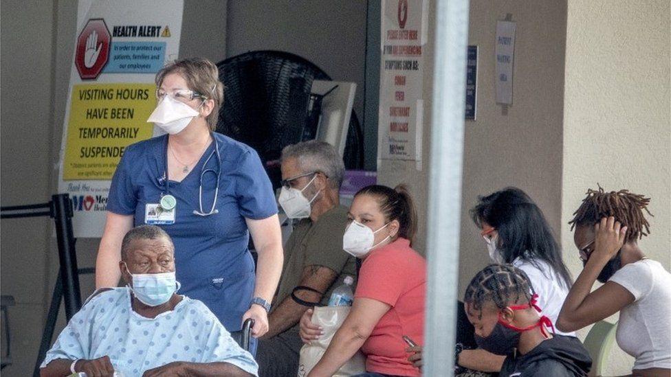 Hospital in Florida
