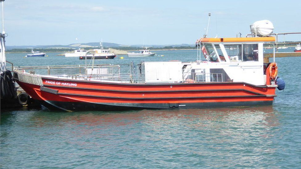 Hayling Ferry