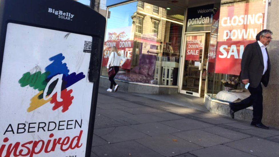 Shop closing down