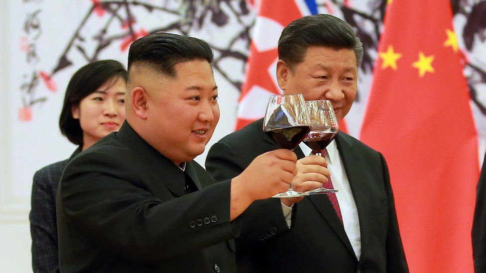 Kim and Xi