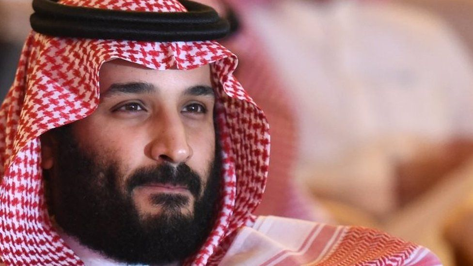 Saudi Crown Prince Mohammed bin Salman. File photo