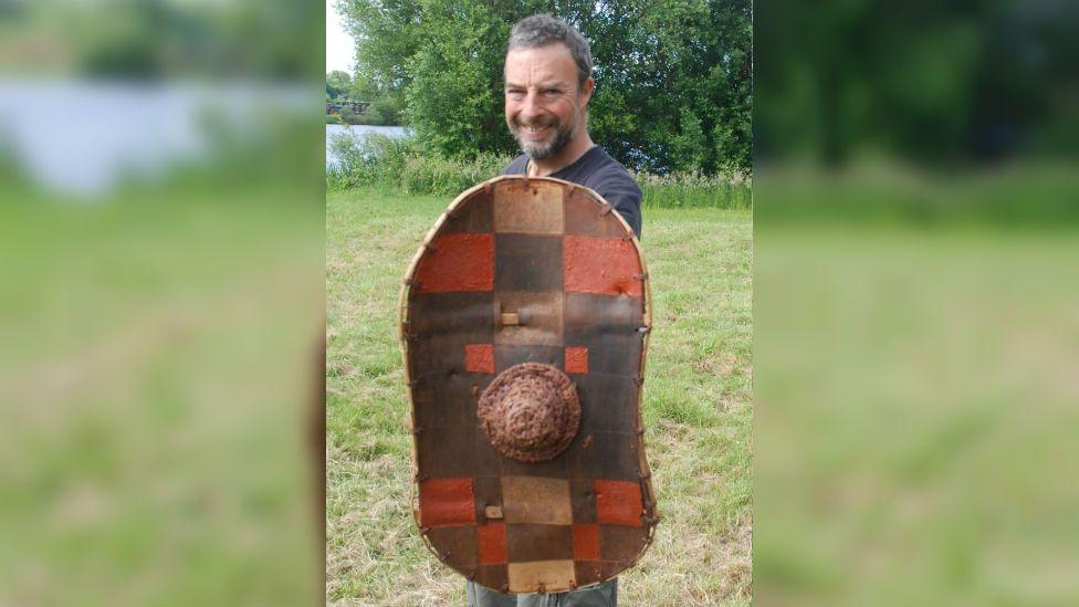 Shield reconstruction