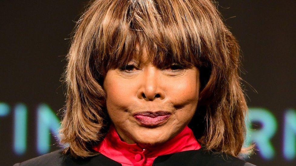 Tina Turner in September 2017