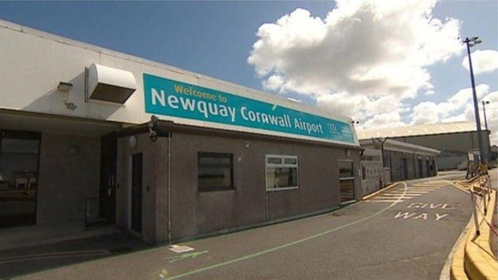 Newquay Cornwall Airport