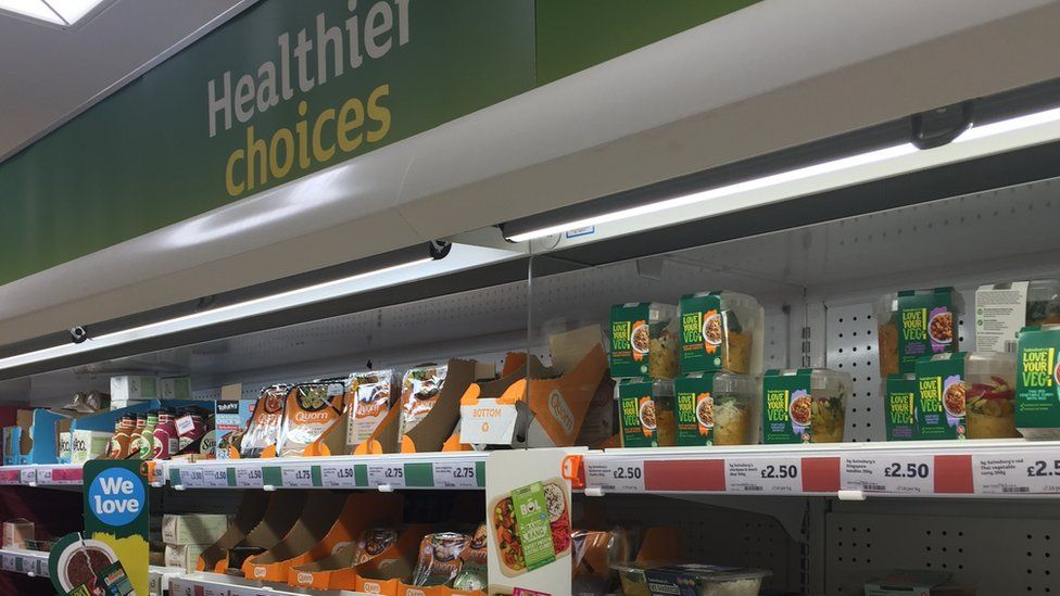 Dieticians say the mislabelling of foods in supermarkets is confusing