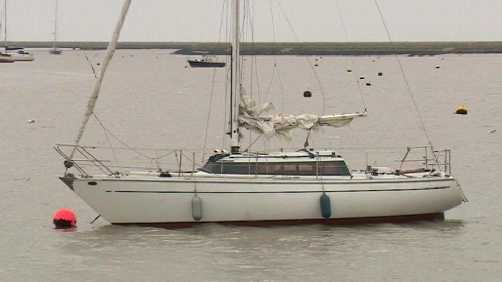 "Yacht ""Sander"""