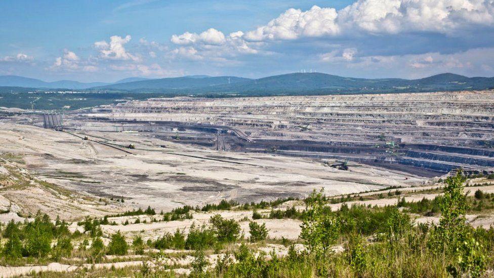 Turow lignite mine, 5 Jun 21
