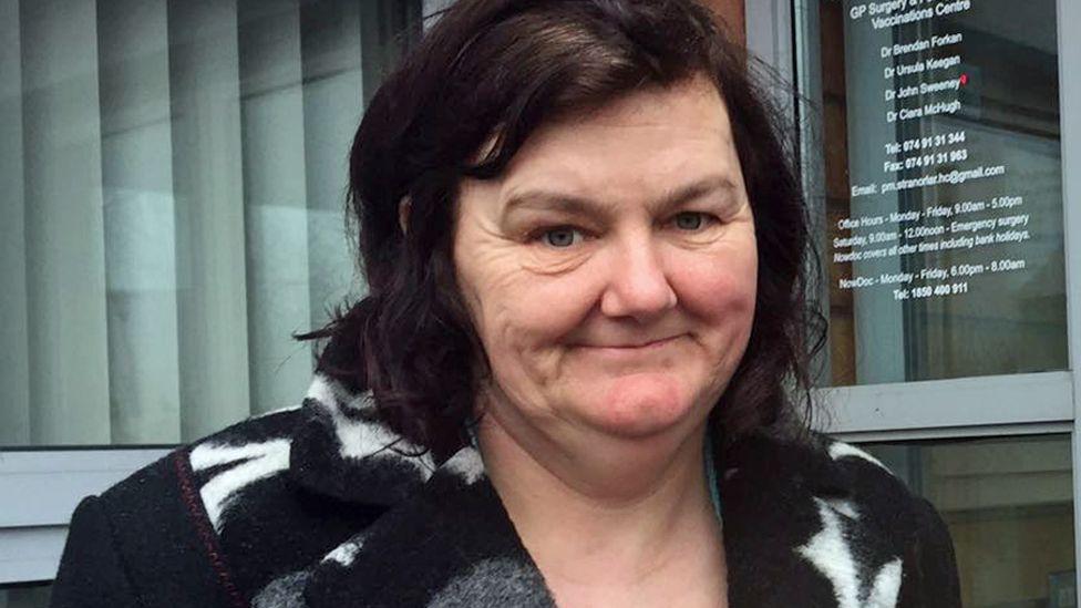Mary Boyle's sister, Ann