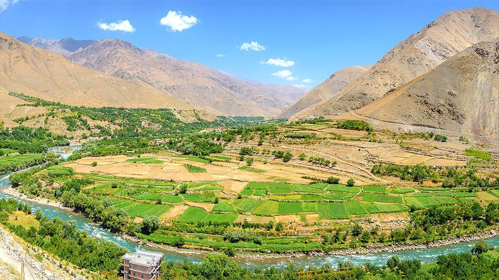 Afghanistan: The 'undefeated' Panjshir Valley - an hour from Kabul