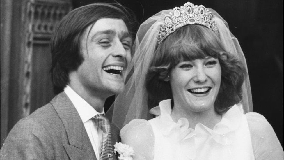 Duke of Westminster and wife Natalie Phillips