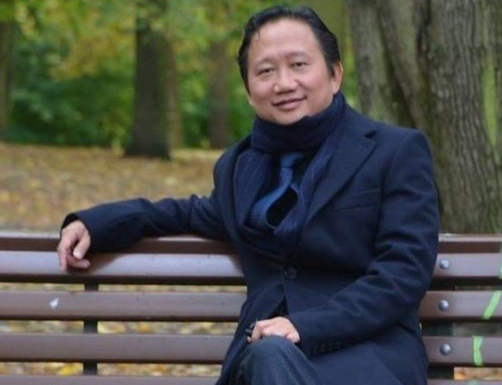 Trinh Xuan Thanh in Berlin (undated file photo)