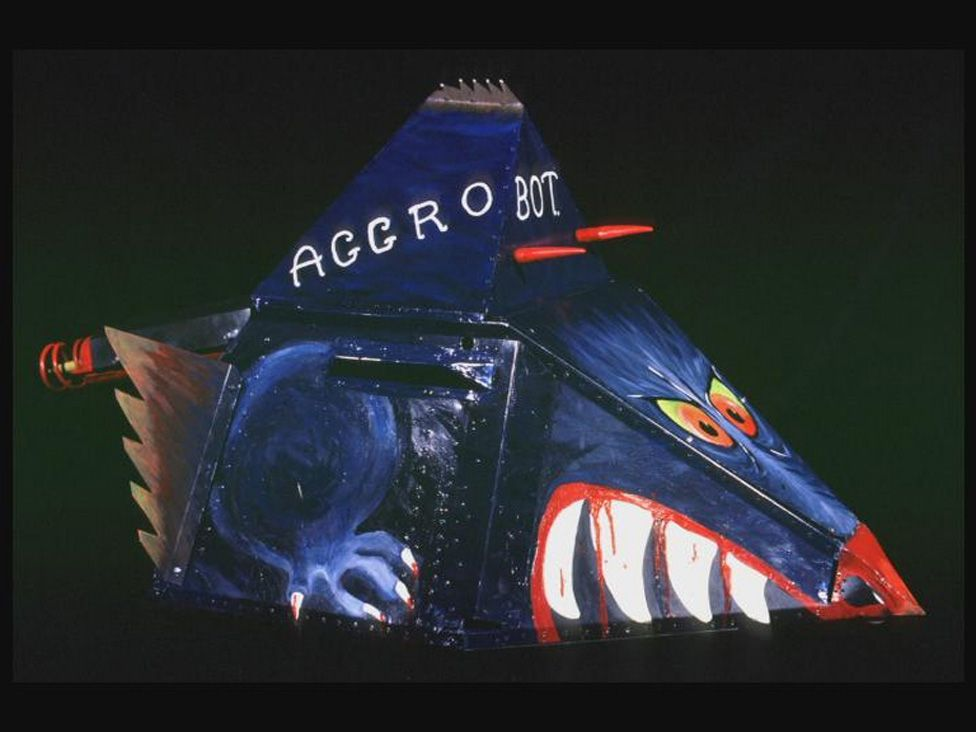 Aggrobot