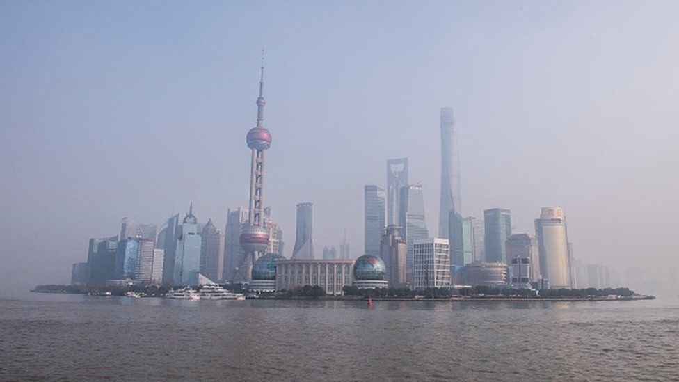 Shanghai is the world's most populous city
