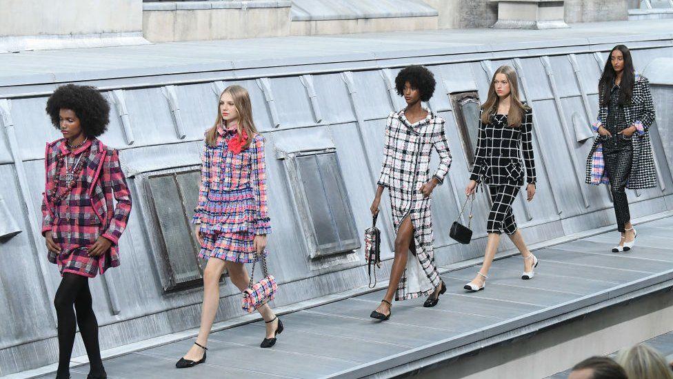 Chanel 2019 fashion week