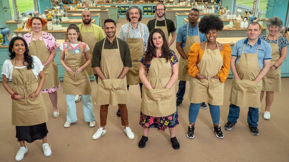 Great British Bake Off 2021 contestants