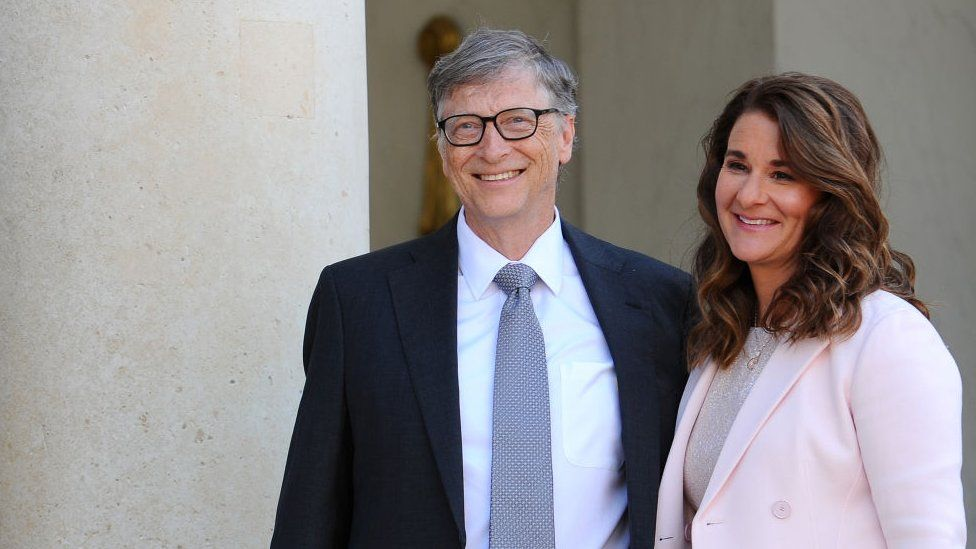 Bill and Melinda Gates agreed 'separation contract' before announcing divorce thumbnail