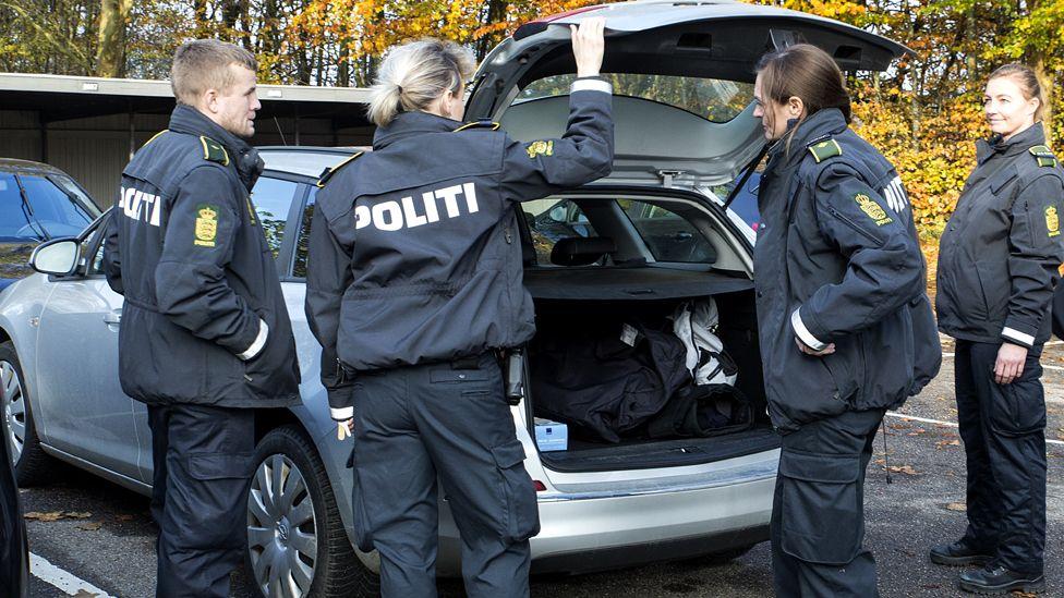 Danish anti-espionage operation, 7 Nov 18
