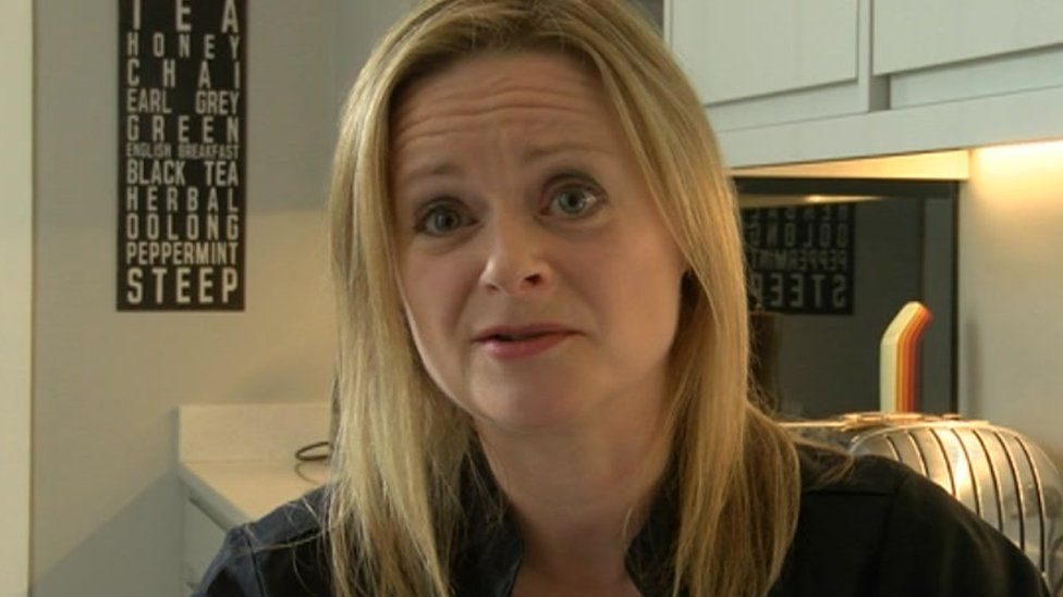 Michelle Beckett, who has ADHD and set up the charity ADHD Action