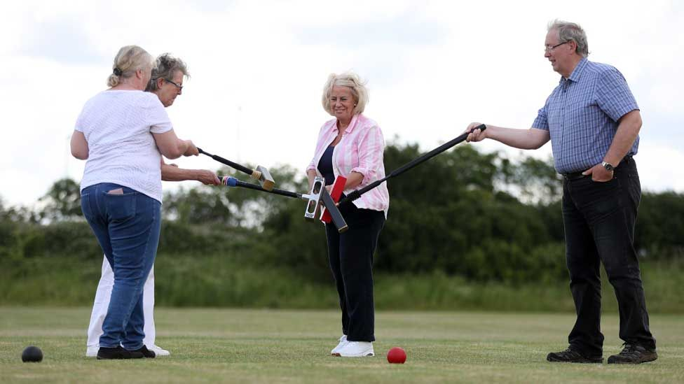 Northampton Croquet Club