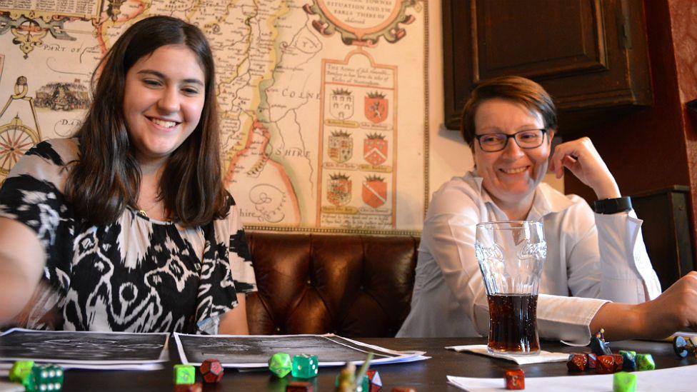 Olde Trip to Jerusalem Nottingham tabletop gaming