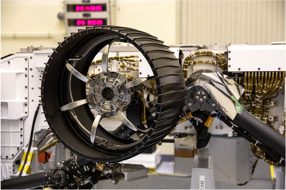 Rover wheels