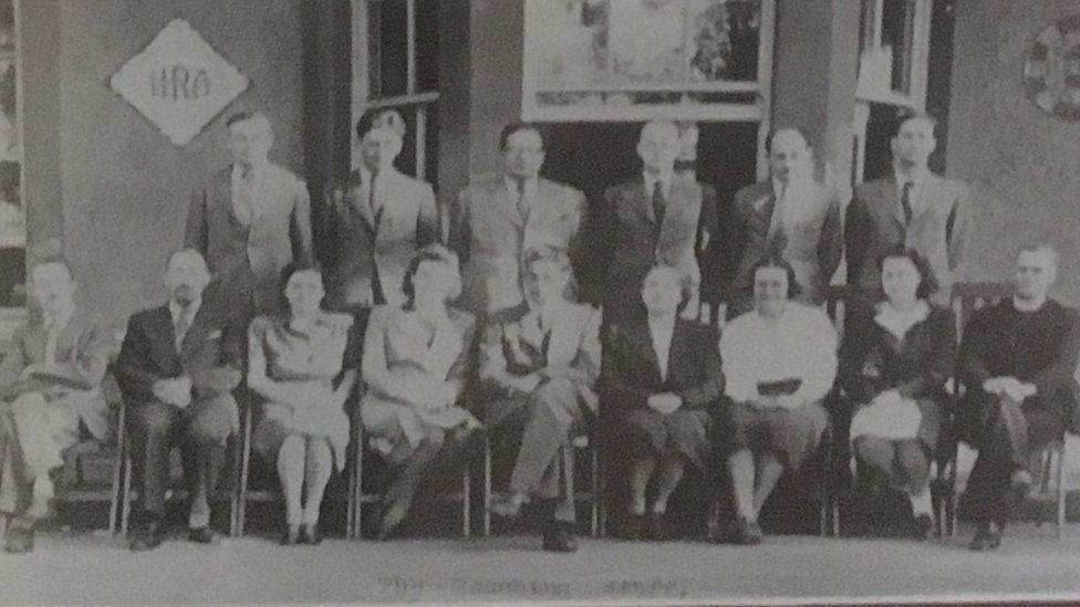 staff yr ysgol breswyl