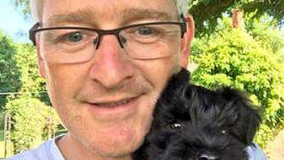 Richard Guttfield said the family was desperate when Wilma went missing