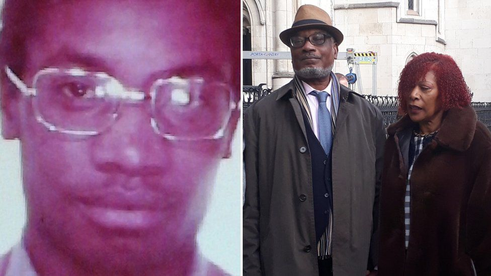 Two pictures of Winton Trew as a young man and as an older man