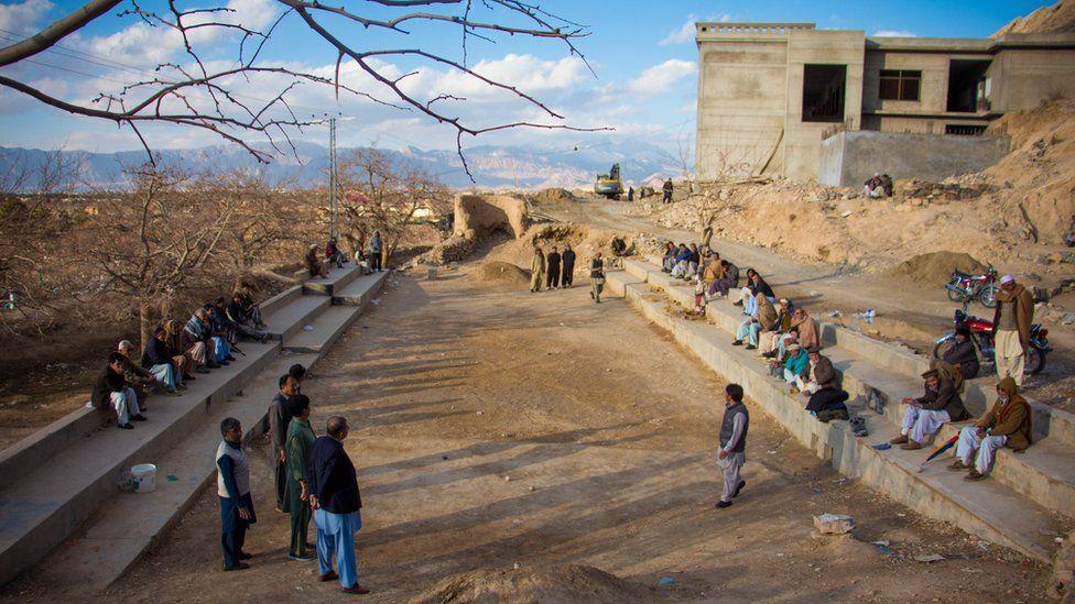 Hazara area Marriabad