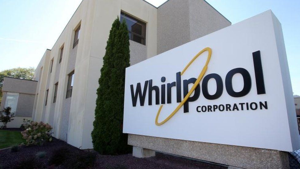 Whirlpool plant in Ohio