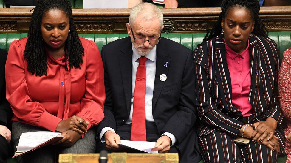 Kate Osamor on the Labour frontbench