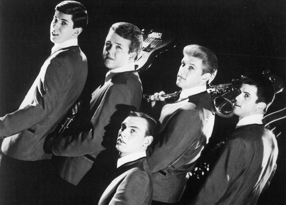 The Kingsmen in 1965