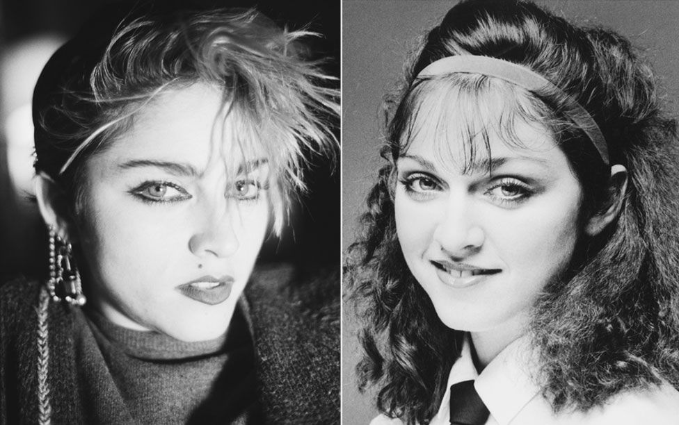 Madonna at 60: A colourful career in pictures - BBC News