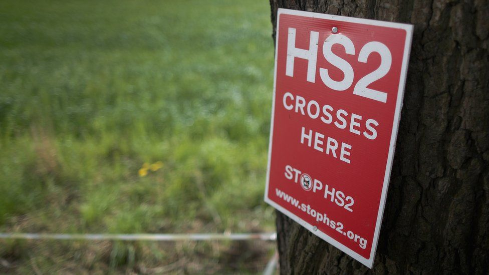 Stop HS2 line