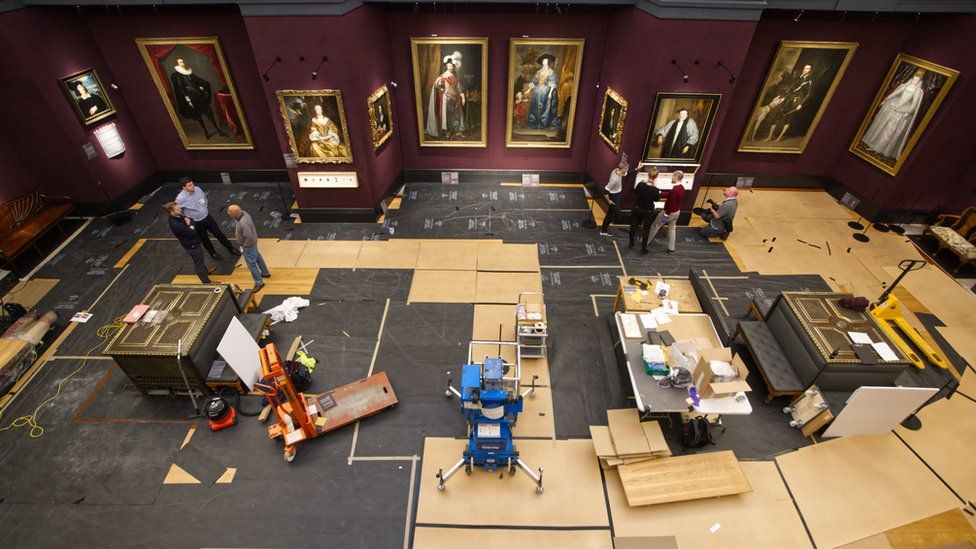Cambridge Fitzwilliam Museum to reopen after major project
