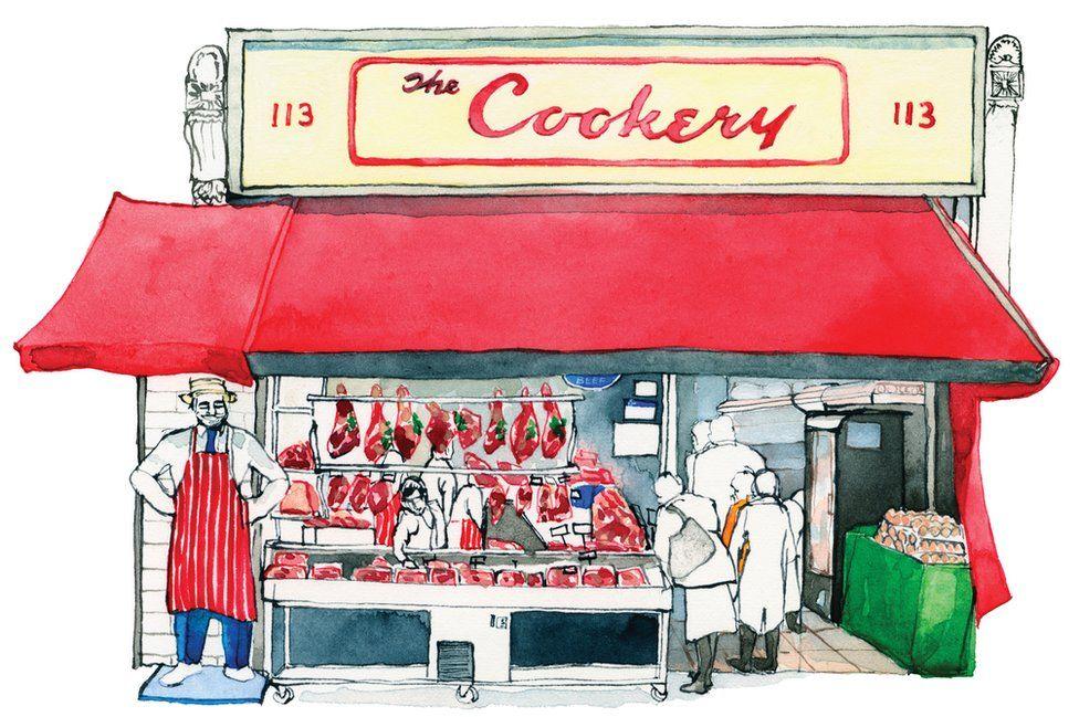 The Cookery, Stoke Newington High Street, Stoke Newington