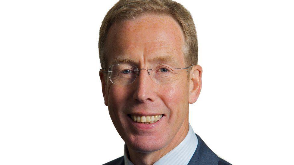David Behan, chief executive of the CQC - the health regulator